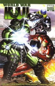 World War Hulk #1 Romita Retail Incentive Variant Marvel comic book